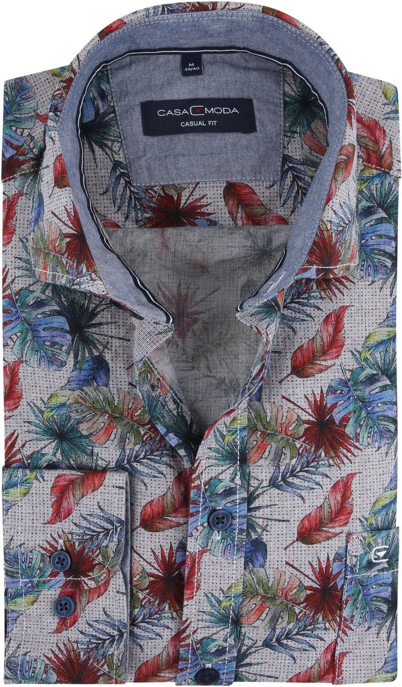 Casa Moda Overhemd Bladeren foto 0