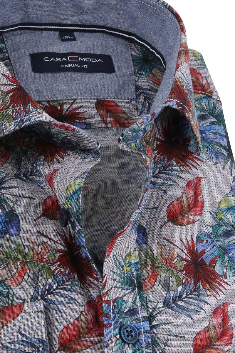 Casa Moda Overhemd Bladeren foto 1