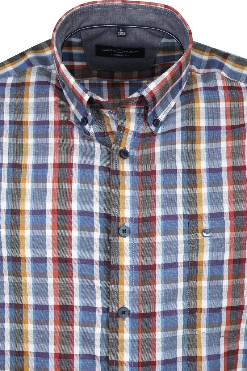 Casa Moda Overhemd Multi-colour Vlakken foto 1