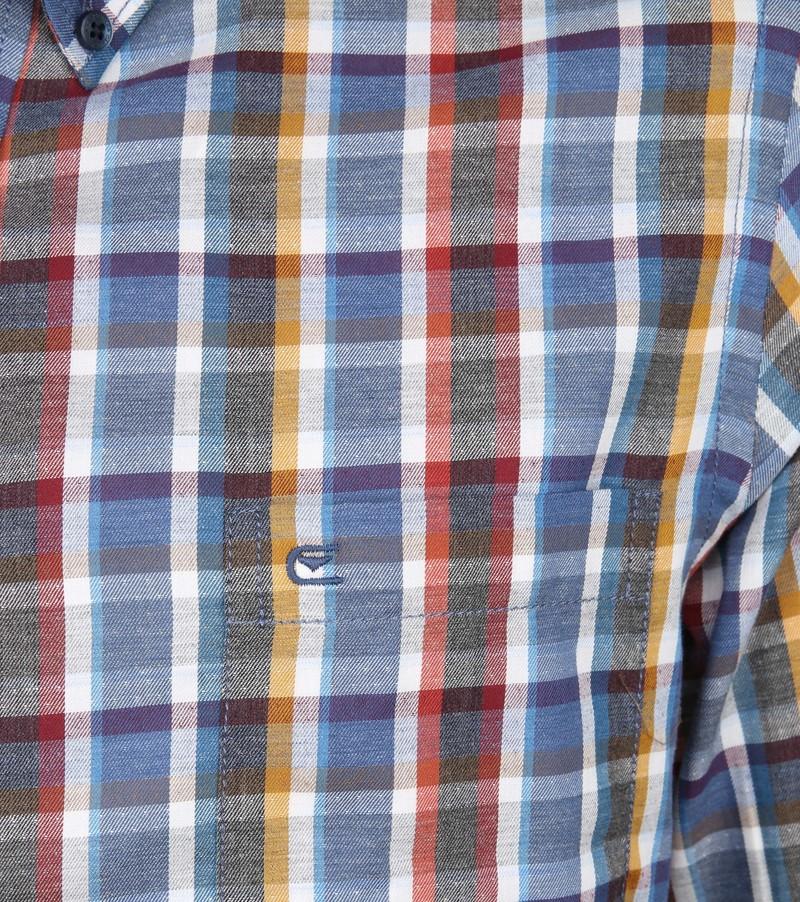 Casa Moda Overhemd Multi-colour Vlakken foto 3