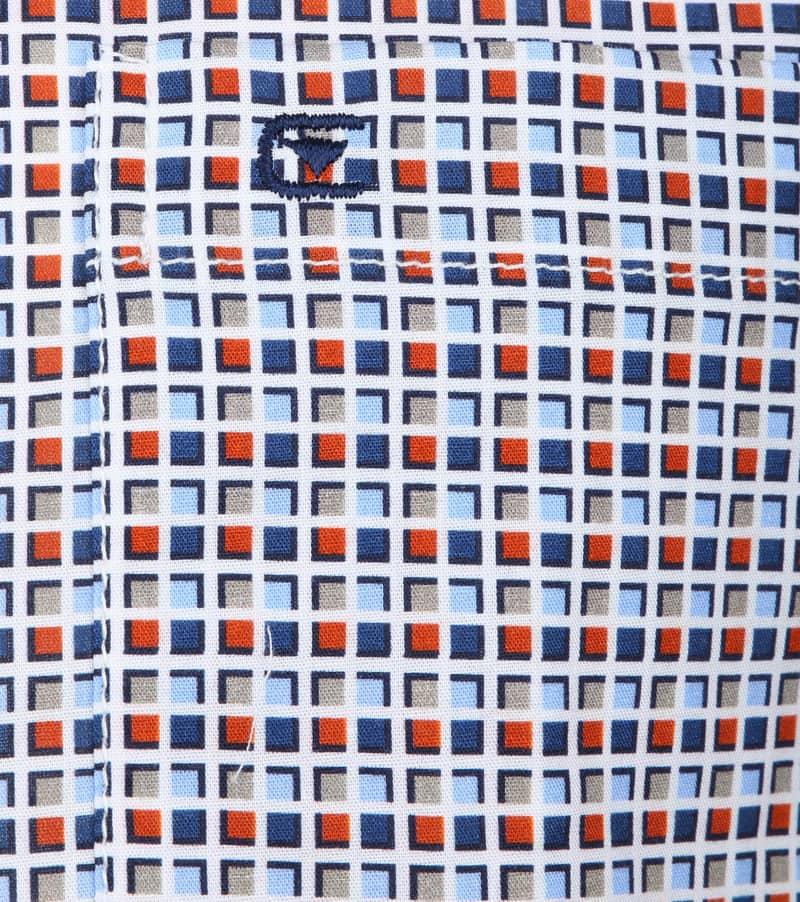 Casa Moda Overhemd Vierkanten foto 2