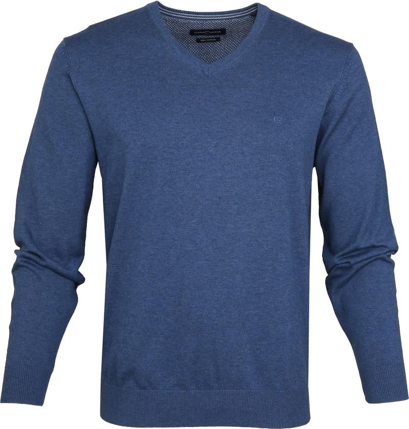 Casa Moda Pullover Blue photo 0