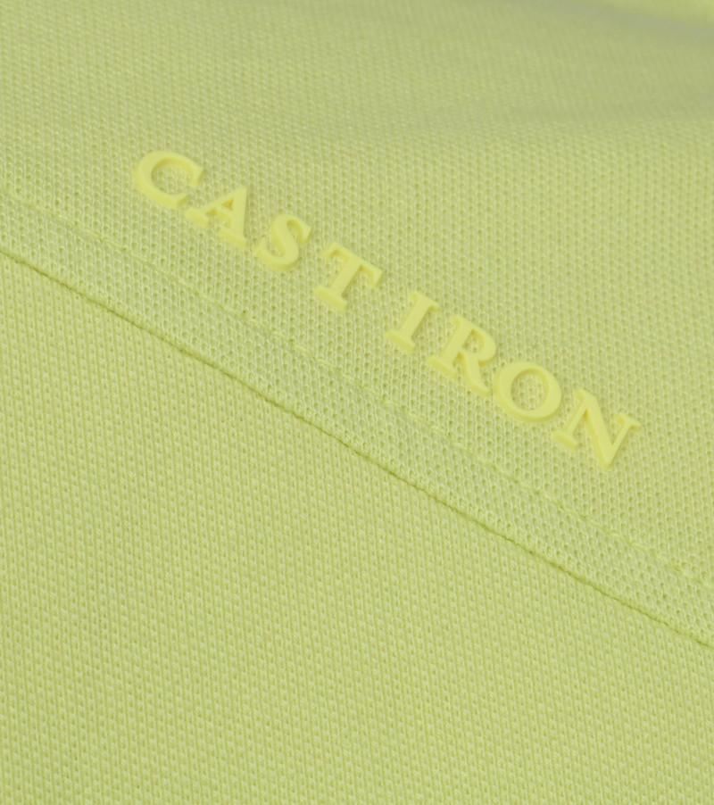 Cast Iron Polo Shirt Groen