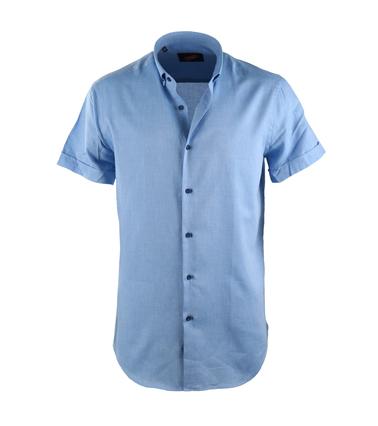 Casual Overhemd S3-2 Blauw  online bestellen | Suitable