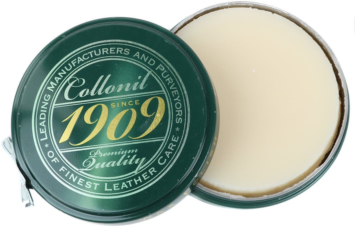 Collonil 1909 Wax Polish Farblos