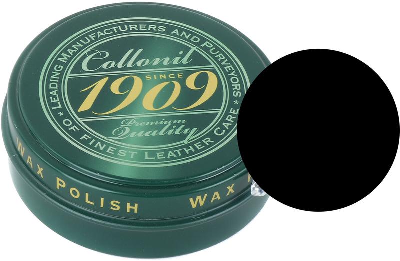 Collonil 1909 Wax Polish Schwarz