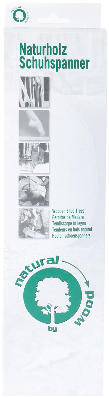Collonil Houten Schoenspanners - Bruin maat 6