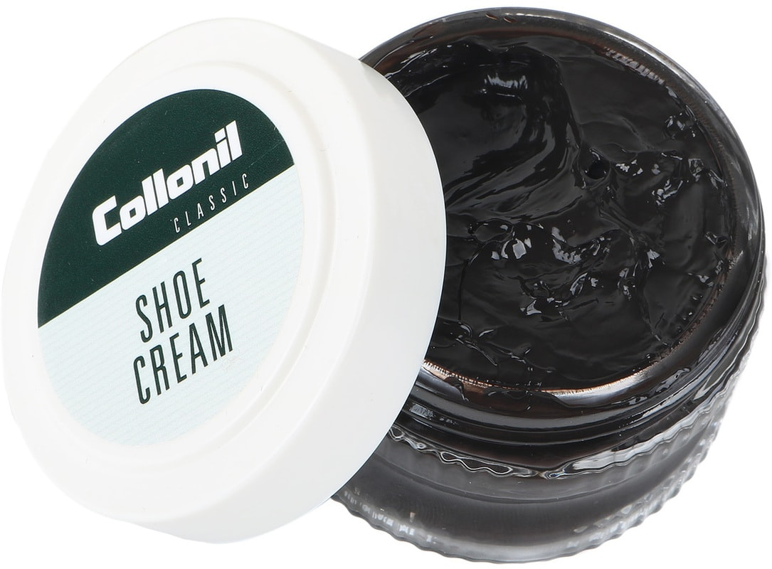 Collonil Shoe Cream Donkerbruin foto 2