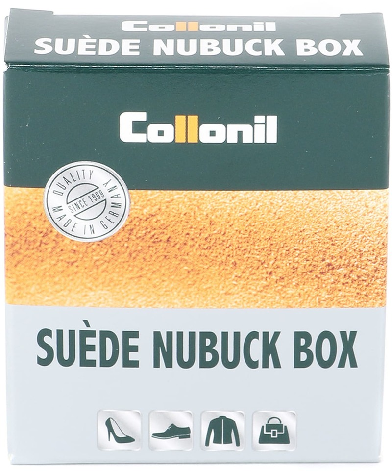 Collonil Suede Leather Nubuk Box photo 0
