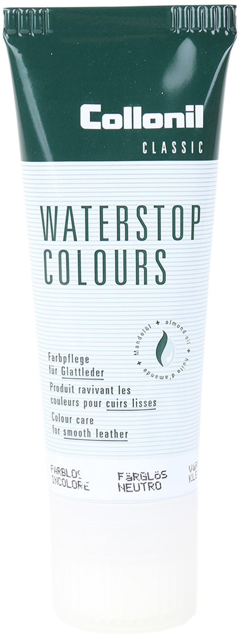 Collonil Waterstop Leather Cream Black photo 1