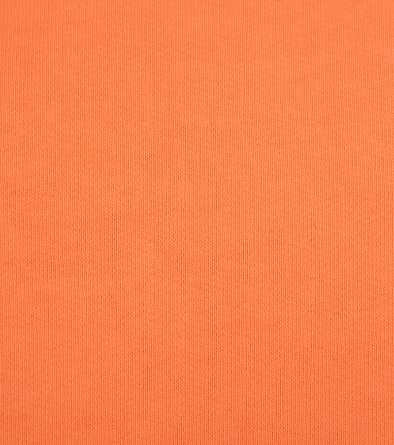 Colorful Standard Hoodie Neon Oranje foto 2
