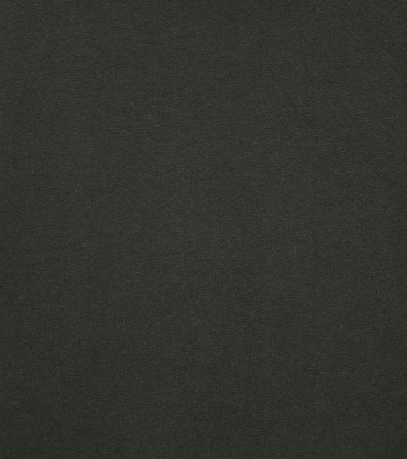 Colorful Standard Organic T-shirt Donkergroen - Donkergroen maat XXL