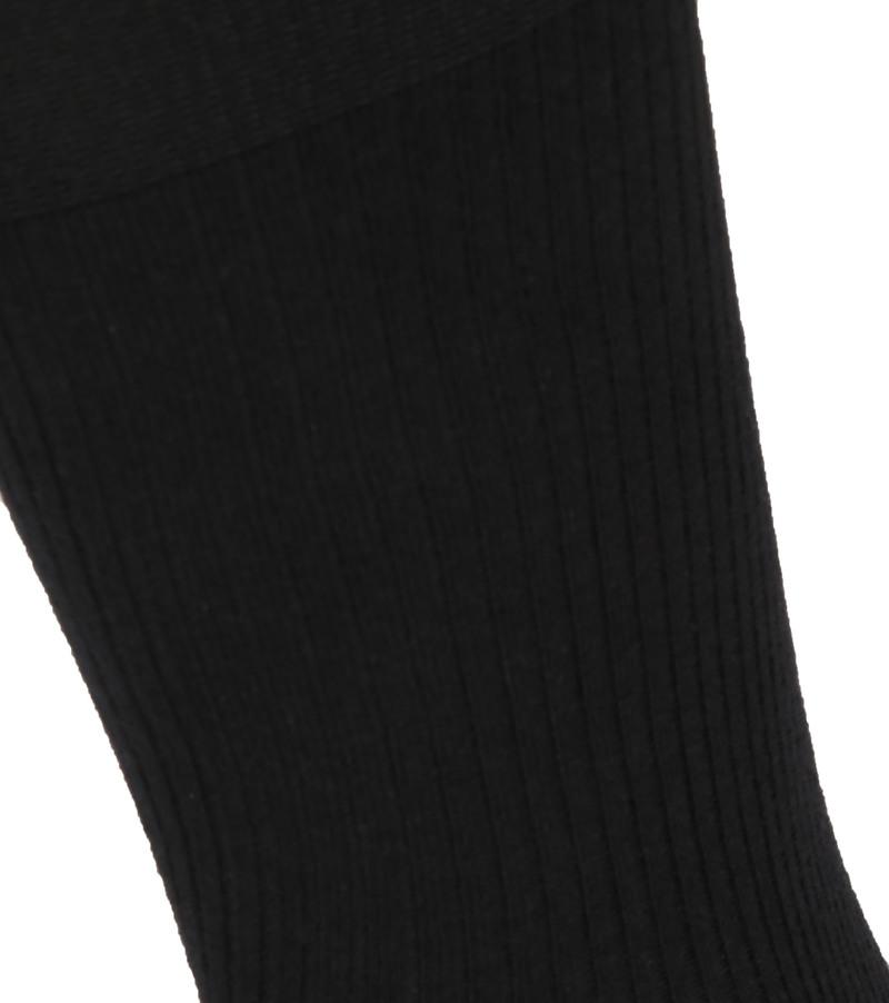 Colorful Standard Sokken Deep Black