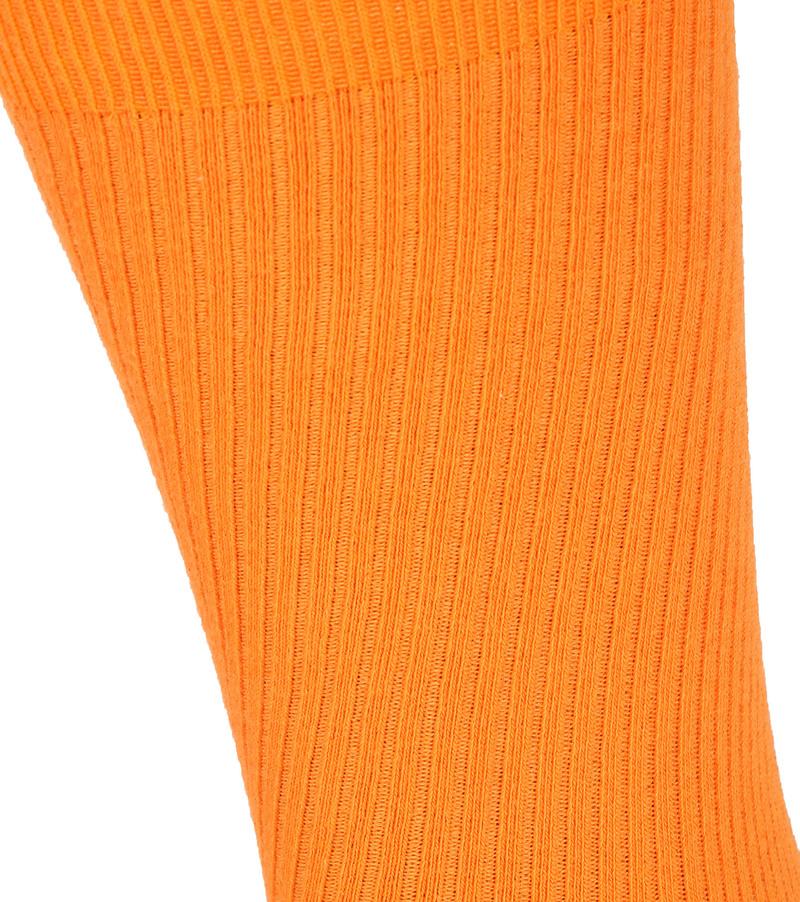 Colorful Standard Sokken Sunny Orange