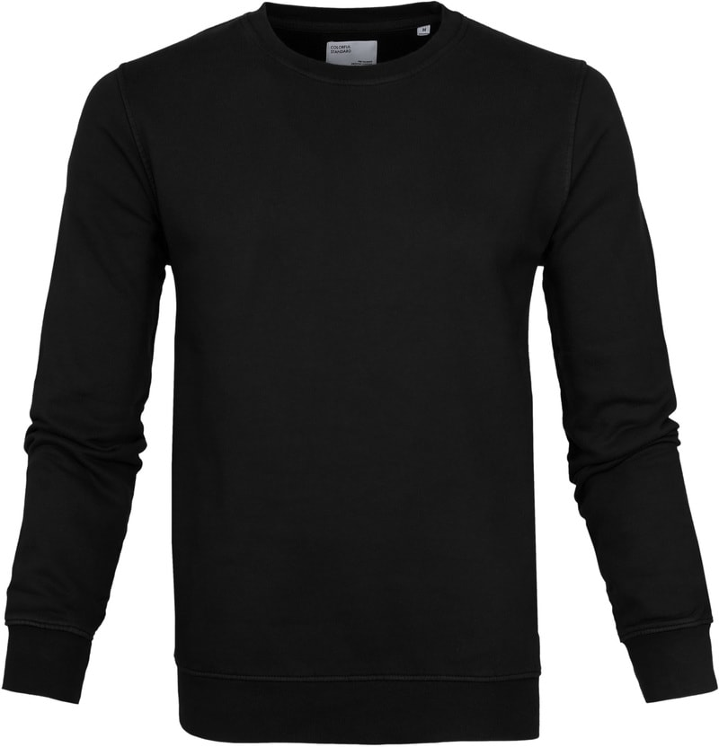Colorful Standard Sweater Deep Black photo 0