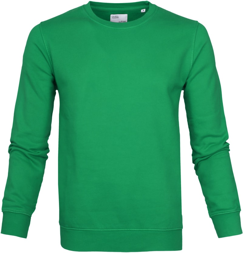 Colorful Standard Sweater Kelly Green photo 0