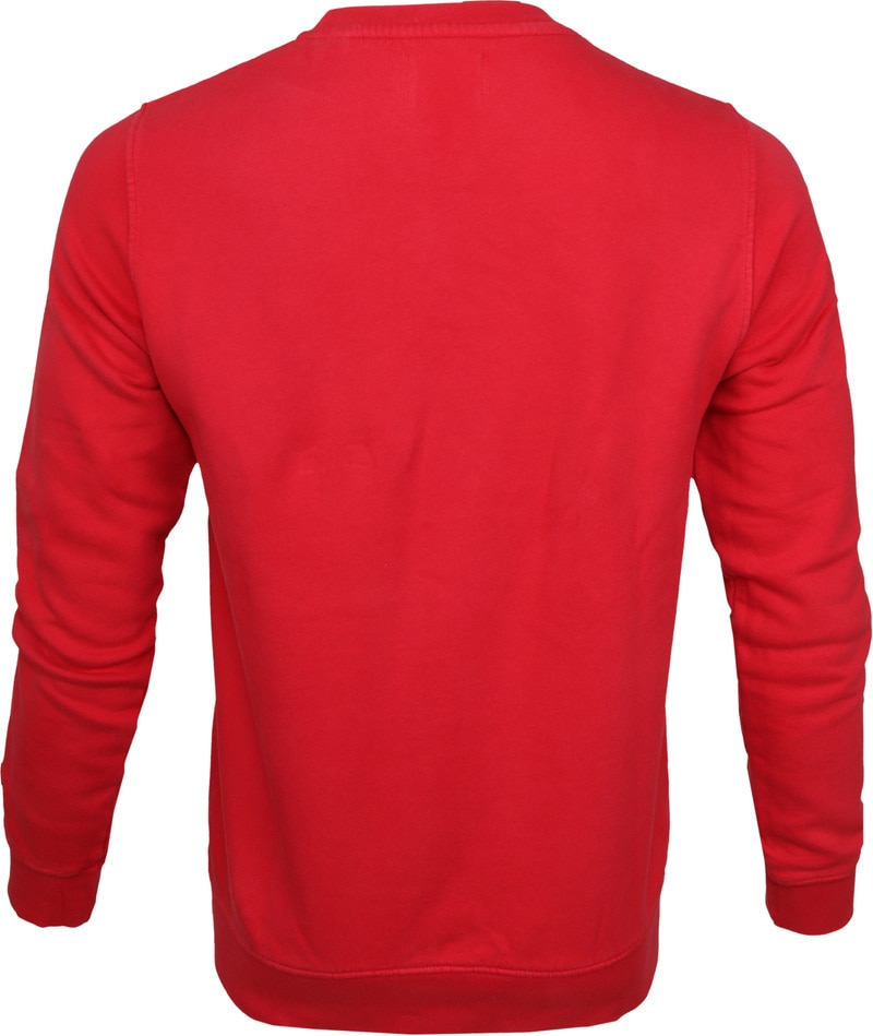 Colorful Standard Sweater Kelly Red photo 2