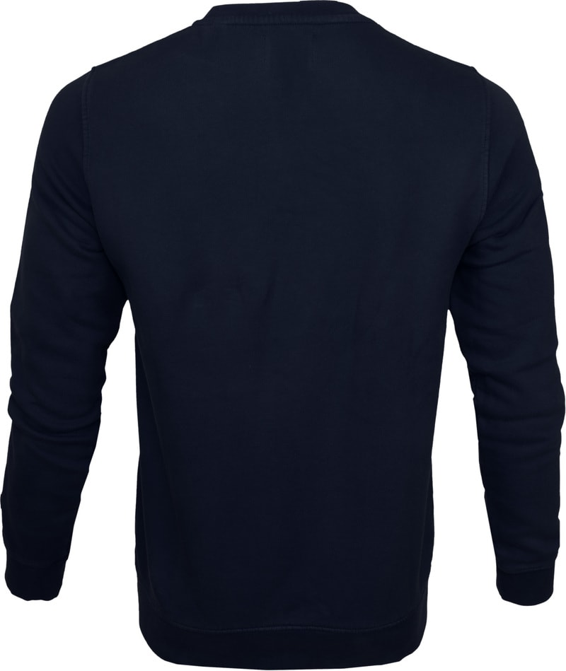 Colorful Standard Sweater Navy Blue photo 2