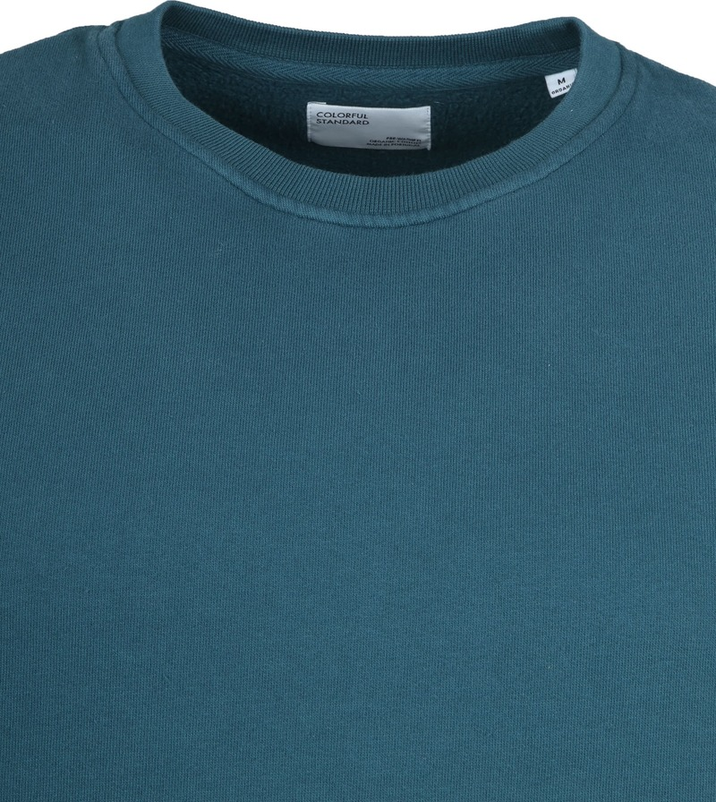 Colorful Standard Sweater Ocean Green photo 1