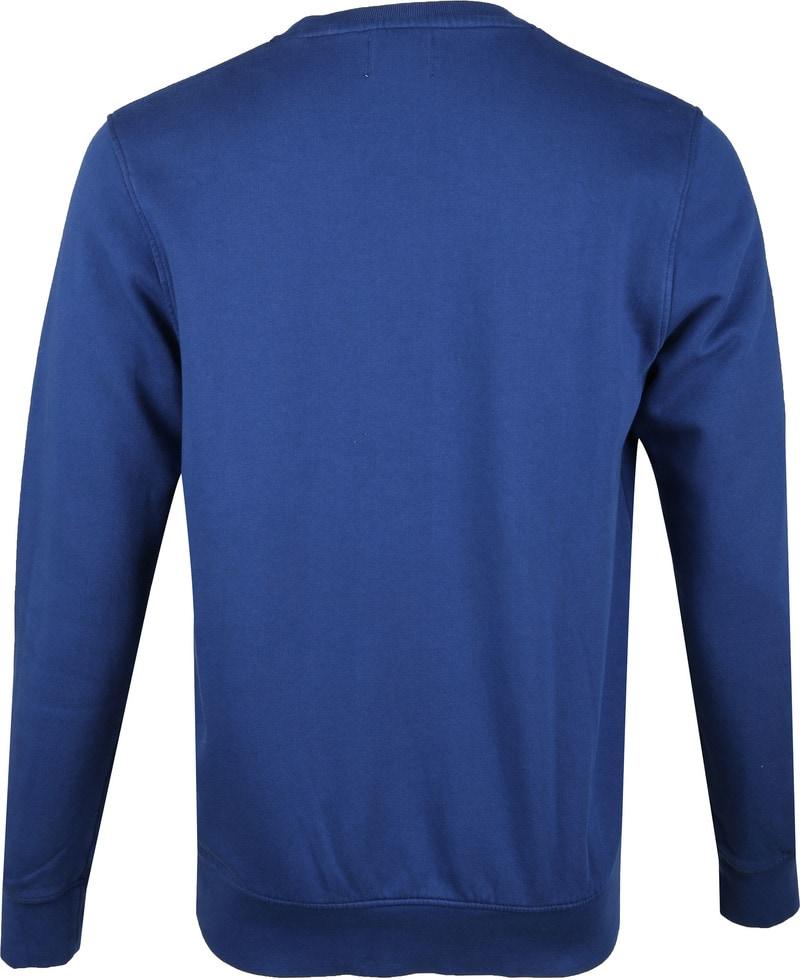 Colorful Standard Sweater Organic Blauw foto 3