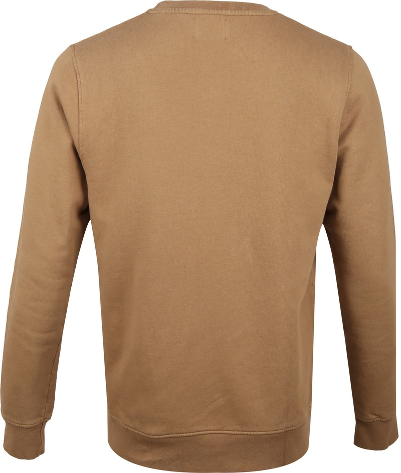 Colorful Standard Sweater Organic Camel
