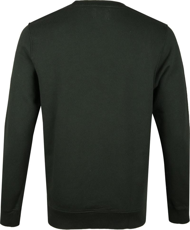 Colorful Standard Sweater Organic Donkergroen foto 3