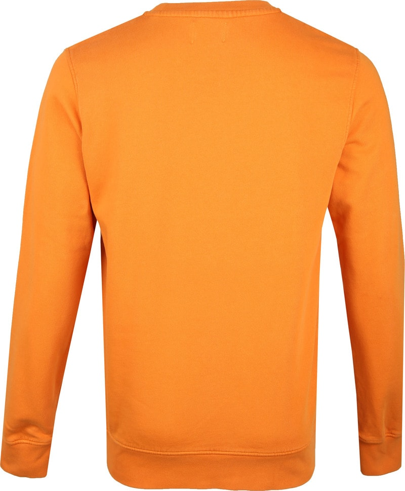 Colorful Standard Sweater Organic Oranje