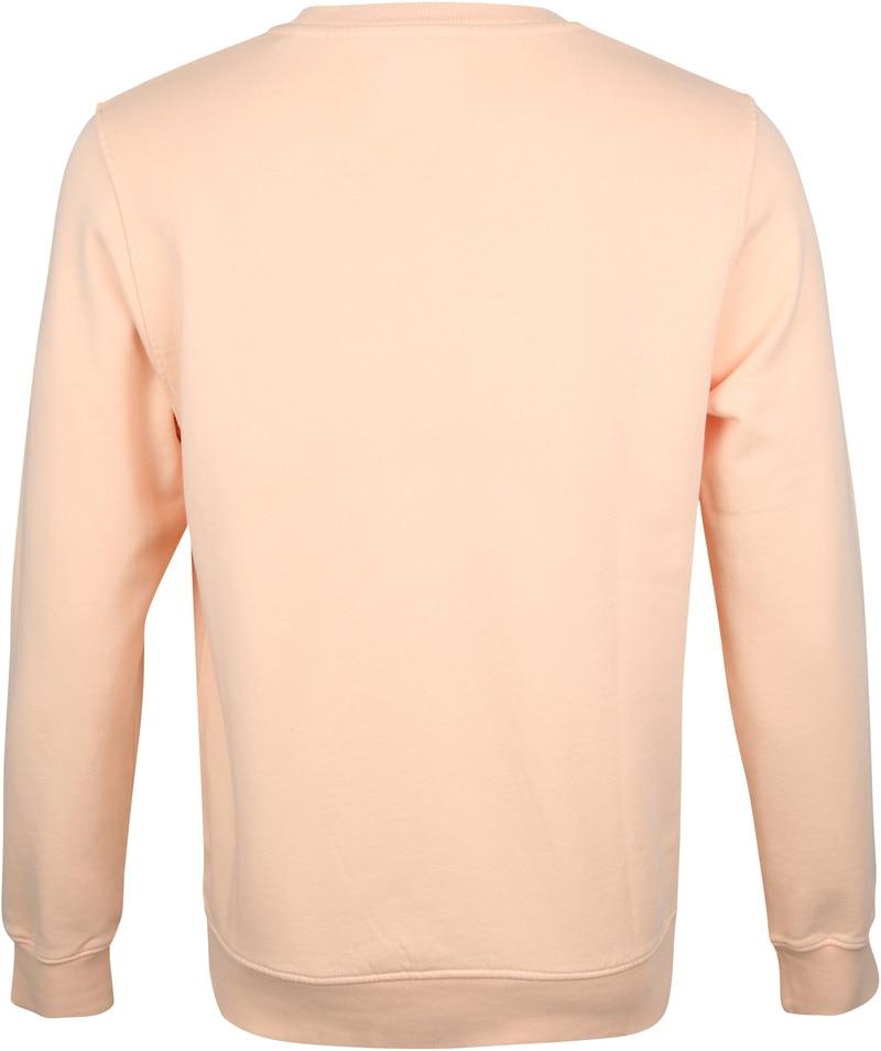 Colorful Standard Sweater Pastel Oranje foto 3