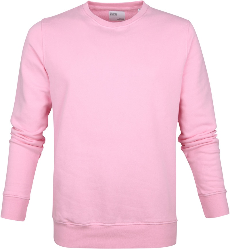 Colorful Standard Sweater Pastel Pink photo 0