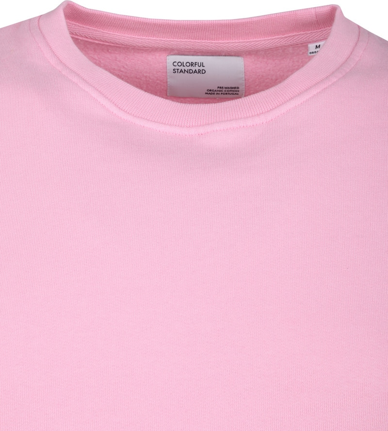 Colorful Standard Sweater Pastel Pink photo 1
