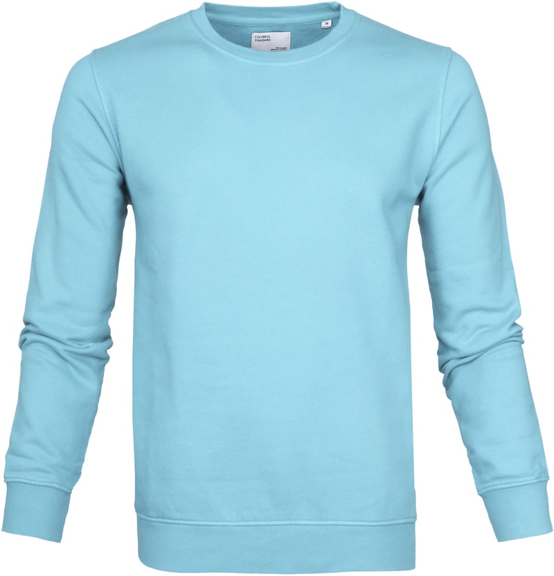 Colorful Standard Sweater Polar Blue Foto 0
