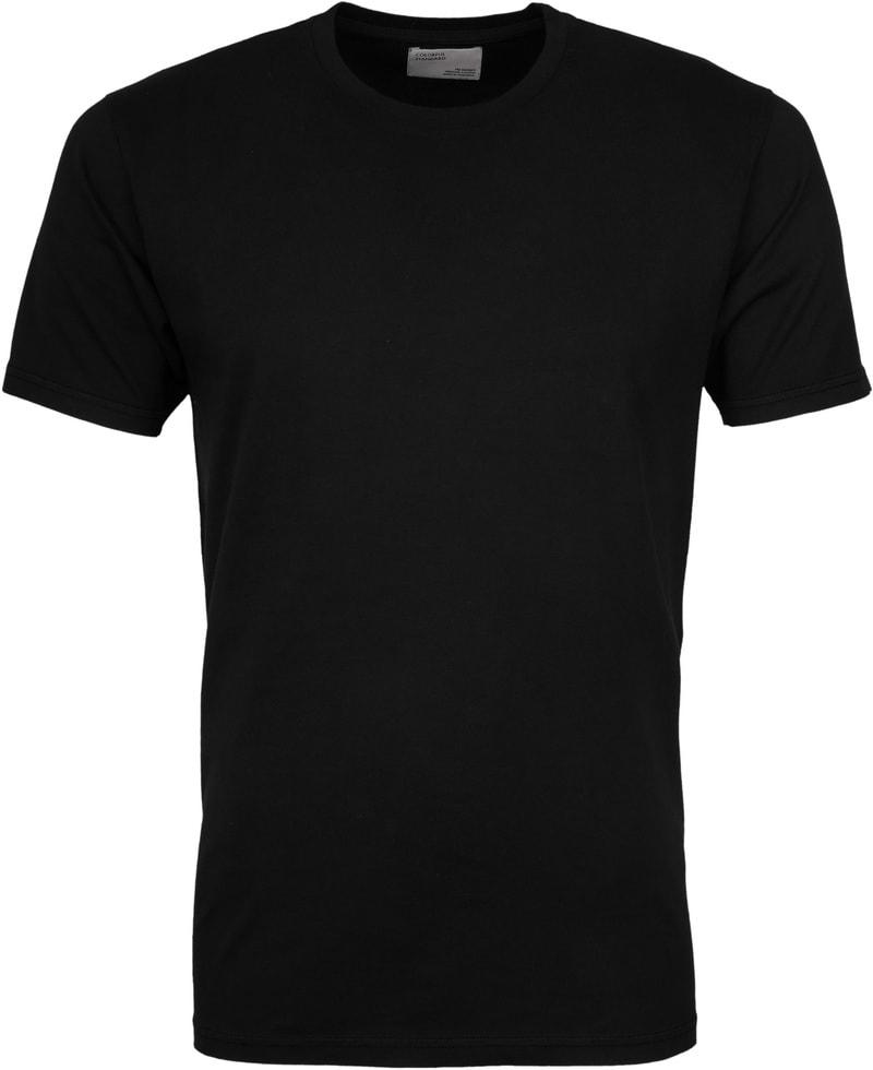 Colorful Standard T-shirt Deep Black foto 0