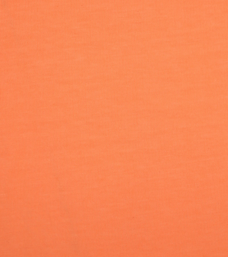 Colorful Standard T-shirt Neon Oranje foto 2