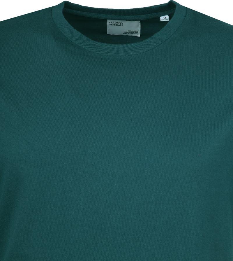 Colorful Standard T-shirt Ocean Groen foto 1