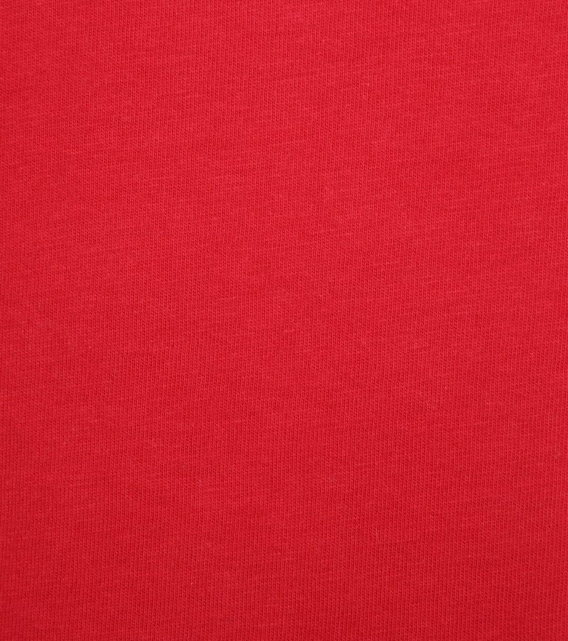 Colorful Standard T-shirt Scarlet Red foto 1