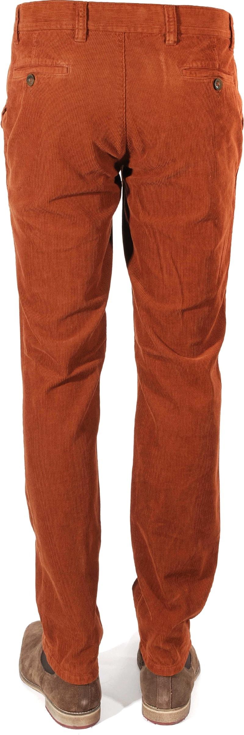 Corduroy Pants Brique