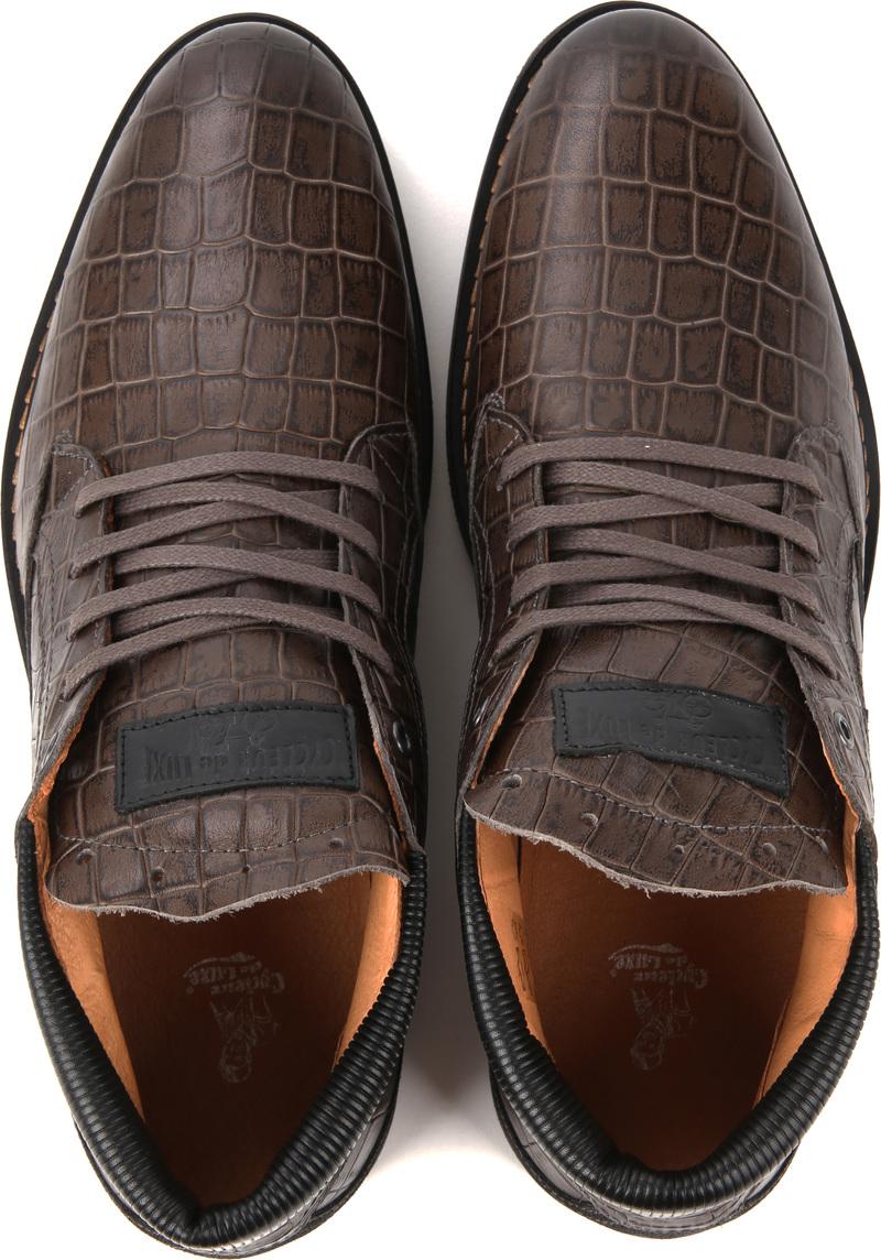 Cycleur de Luxe Shoes Manton Dark Grey photo 4