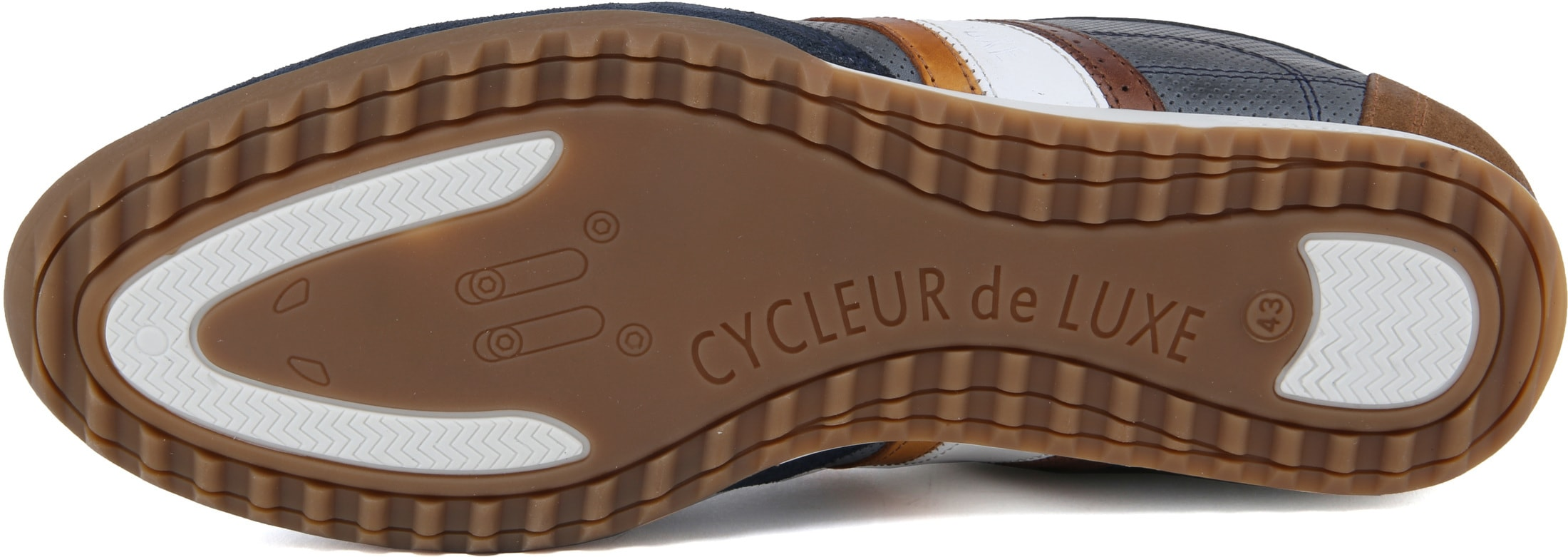 Cycleur de Luxe Sneaker Crash Navy foto 3