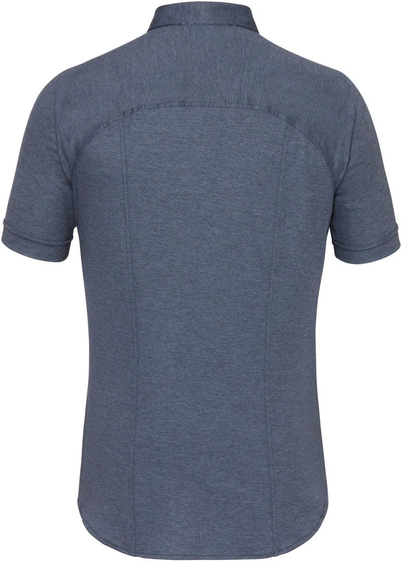 Desoto Overhemd Korte Mouw Donkerblauw 501 foto 2