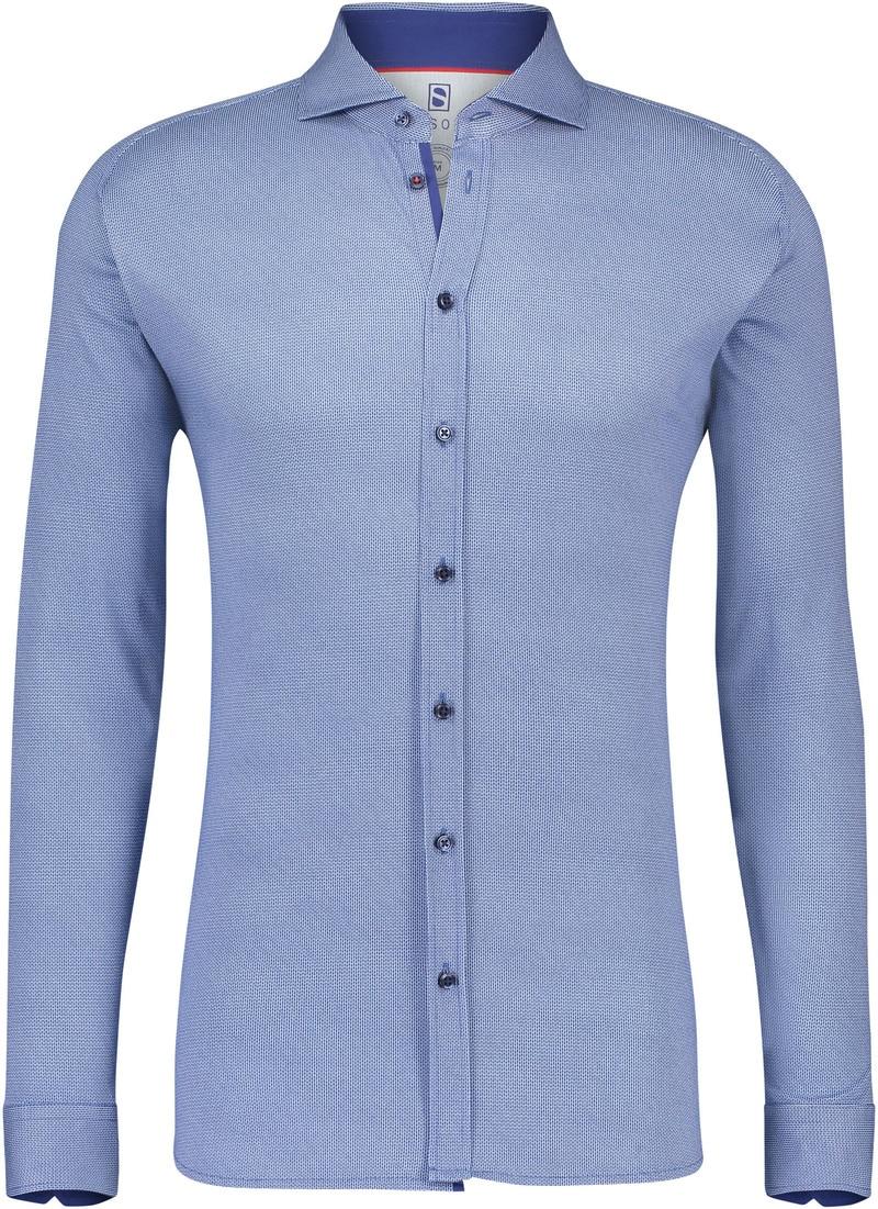 Desoto Shirt Non Iron Blue 052 photo 0