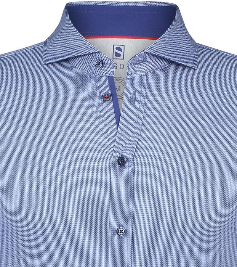 Desoto Shirt Non Iron Blue 052 photo 1