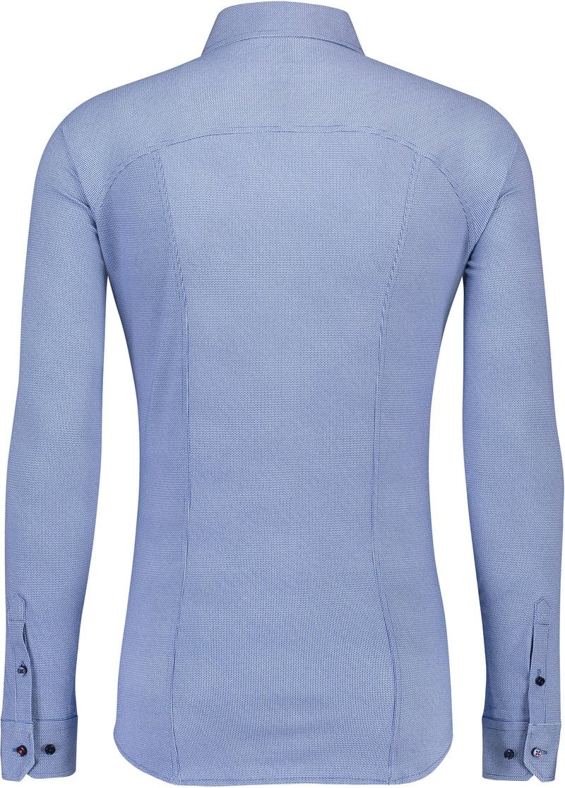 Desoto Shirt Non Iron Blue 052 photo 2