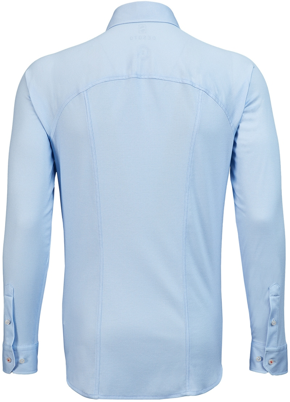 Desoto Shirt Non Iron Blue Oxford
