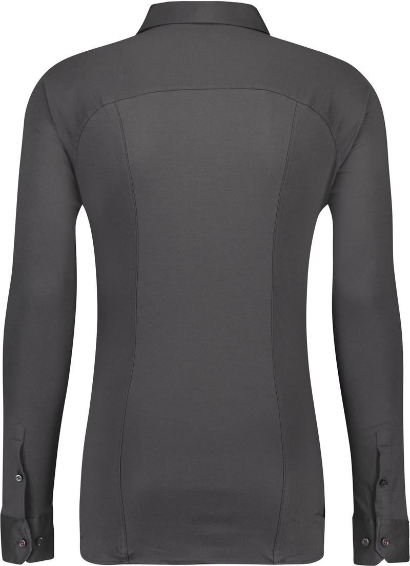 Desoto Shirt Non Iron Indigo Grey photo 1