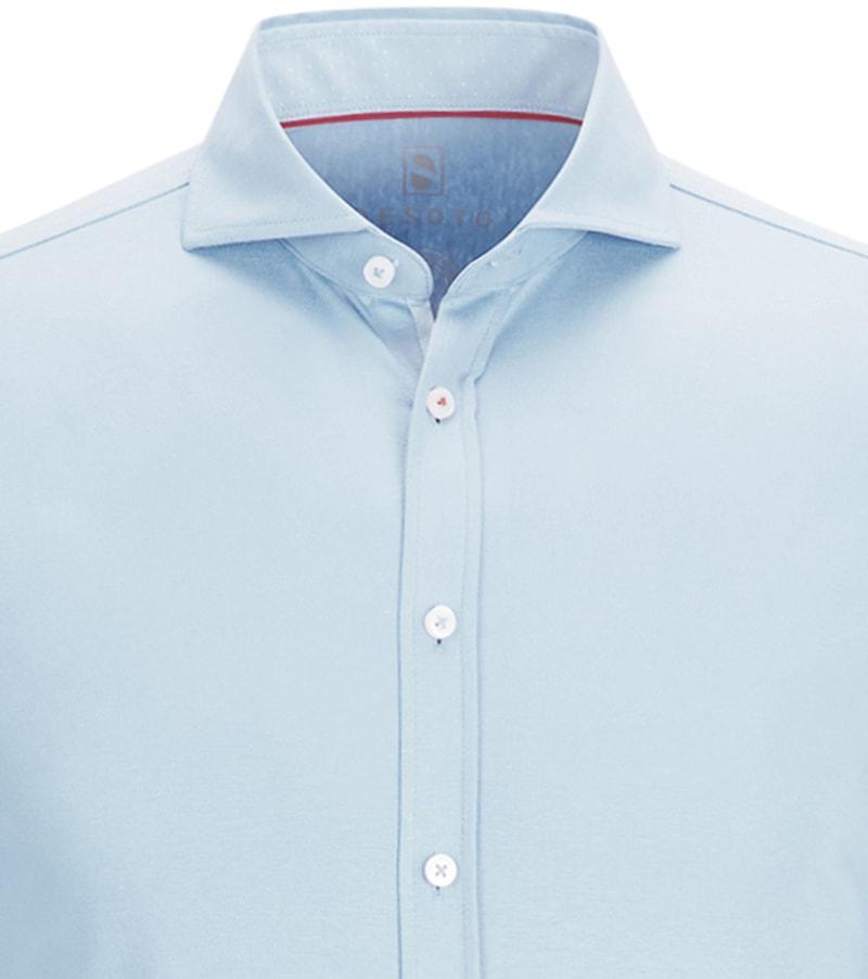 Desoto Shirt Non Iron Light Blue 051 photo 1
