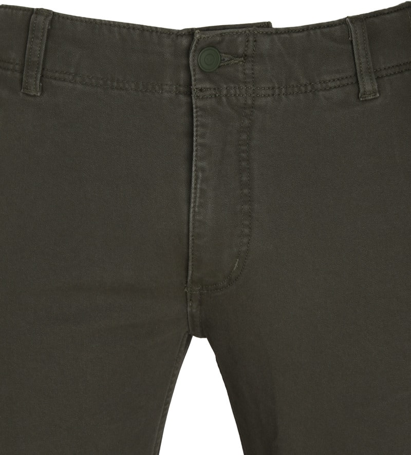 Dockers Alpha Chino Skinny Dark Green Foto 1