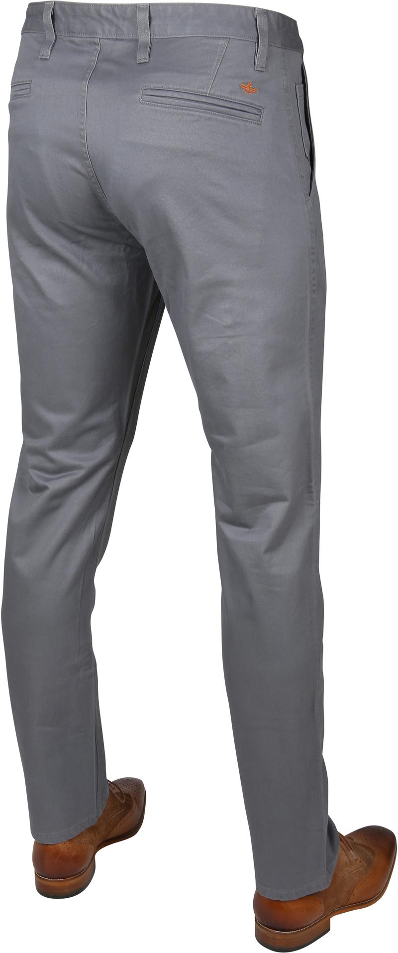 Dockers Alpha Skinny Grijs - Grijs maat W 28 - L 32