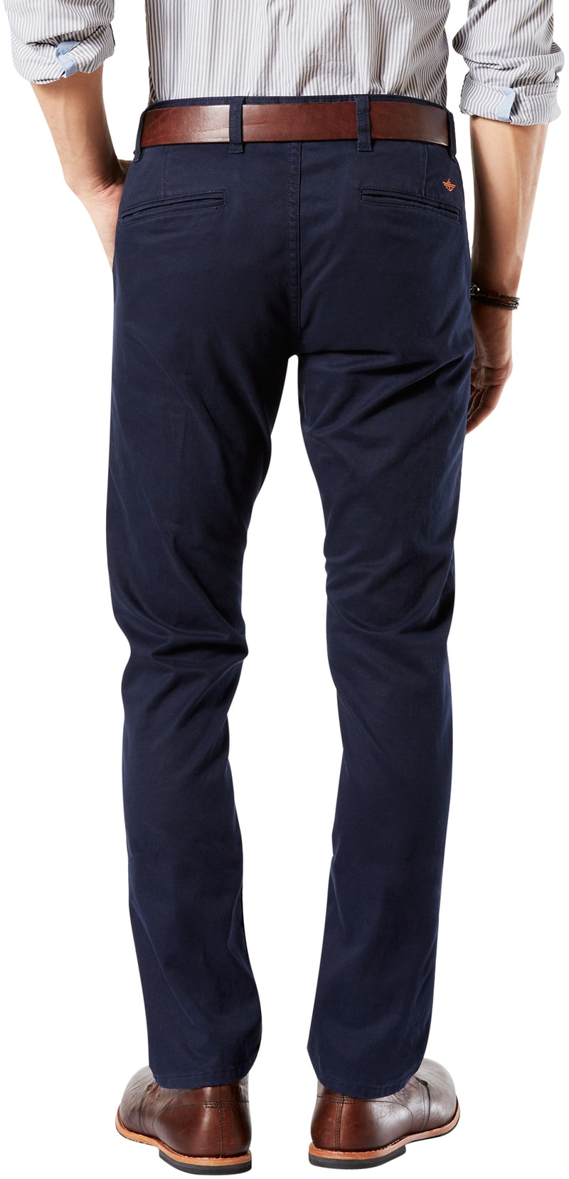 Detail Dockers Alpha Skinny Navy