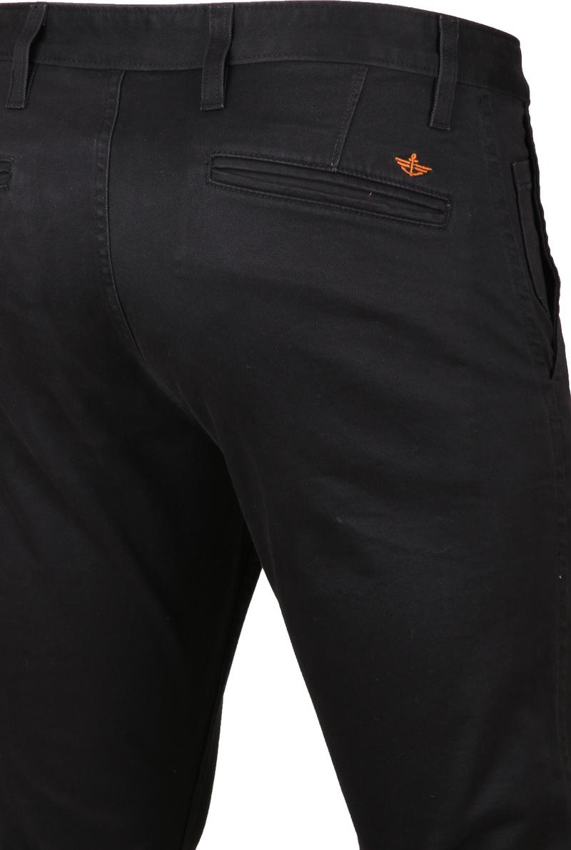 Dockers Alpha Skinny Zwart - Zwart maat W 28 - L 32