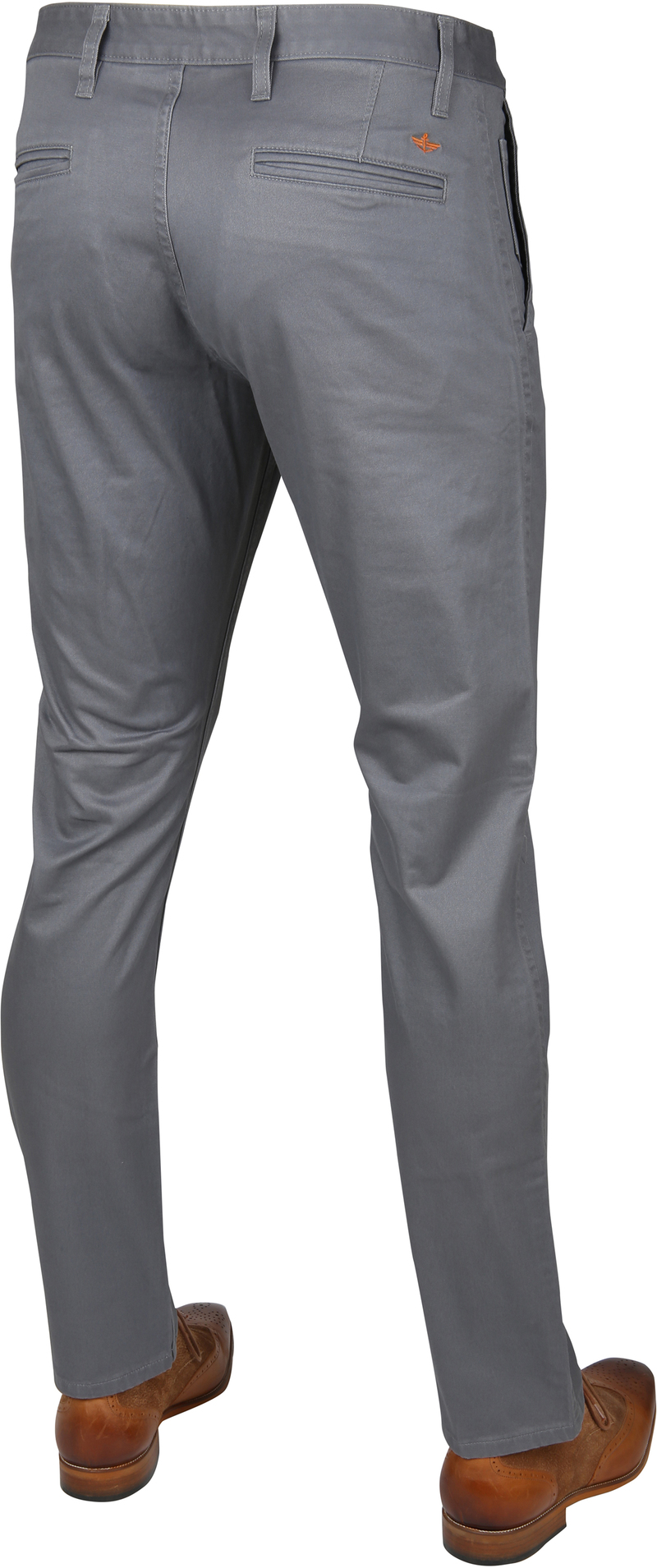 Dockers Alpha Slim Stretch Grijs foto 3